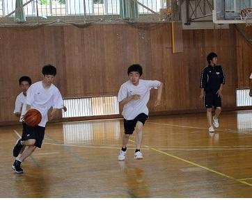 バスケット(男子)