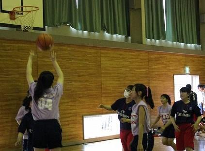 バスケット(女子)