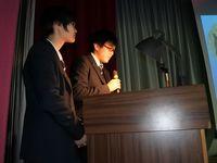 校内農業課題研究発表大会1